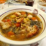 sopa italiana popolare